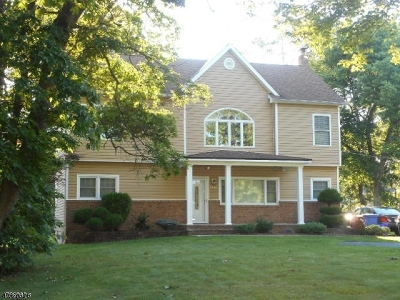 Piscataway Twp. Single Family Home For Sale: 1440 Greenwood Dr