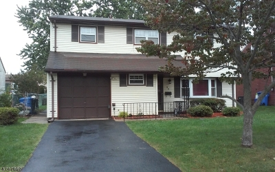 Woodbridge Twp. Single Family Home For Sale: 90 E 5th Ave