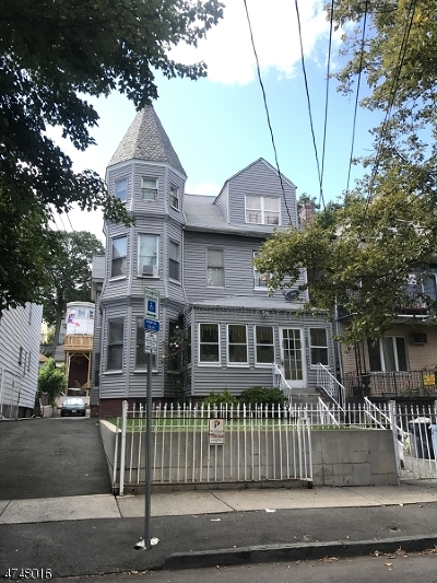 Essex County, Morris County, Union County Multi Family Home For Sale: 324-326 Summer Ave