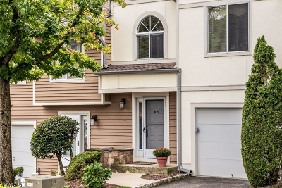 Springfield Twp. Condo/Townhouse For Sale: 405 Park Pl