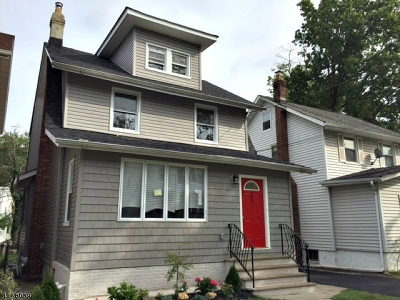 Maplewood Twp. Single Family Home For Sale: 106 Boyden Ave