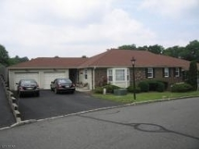Florham Park Boro Rental For Rent: 104 Brandywyne Dr #104