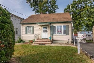 Roselle Park Boro Single Family Home For Sale: 444 Amsterdam Ave