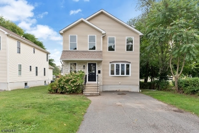 Morris Twp. Single Family Home For Sale: 10 Highland Ave