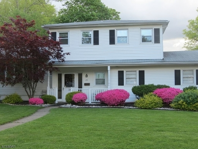 Clark Twp. Single Family Home For Sale: 24 Devon Ln