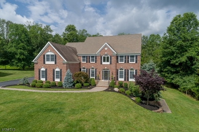 Warren Twp. Single Family Home For Sale: 9 Friar Tuck Ct