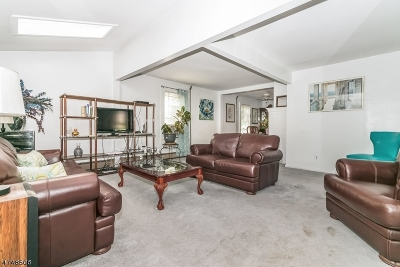 Scotch Plains Twp. Single Family Home For Sale: 370 Hoe Ave