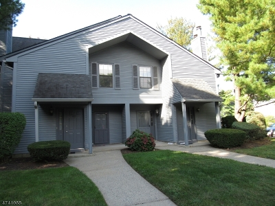 Edison Twp. Condo/Townhouse For Sale: 403 Woodhaven Dr