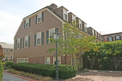 New Providence Boro Condo/Townhouse For Sale: 29 Murray Hill Sq #29