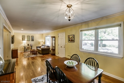 Madison Boro Single Family Home For Sale: 15 Anthony Dr