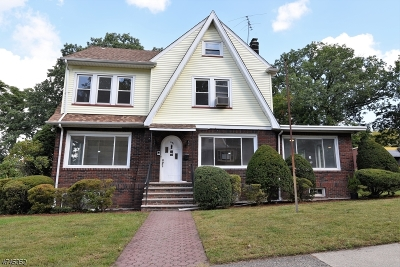 Paterson City Single Family Home For Sale: 691 11th Ave