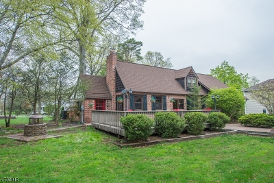 Florham Park Boro Multi Family Home For Sale: 280 Brooklake Rd