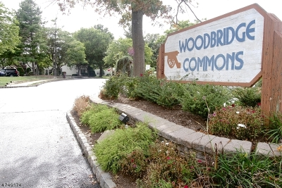 Woodbridge Twp. Condo/Townhouse For Sale: 810 Woodbridge Commons Way
