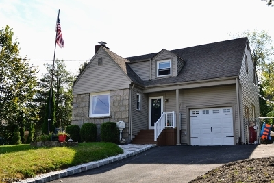 Morris County Single Family Home For Sale: 136 Madison St