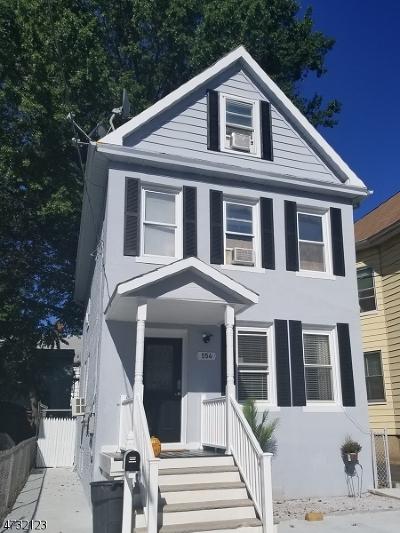 Elizabeth City Multi Family Home For Sale: 554 Monroe Ave