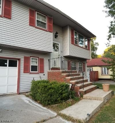 Woodbridge Twp. Single Family Home For Sale: 16 Diaz St