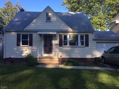 Union Twp. Single Family Home For Sale: 1261 Harding Ave
