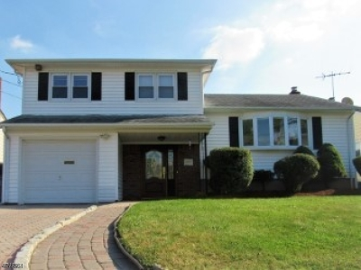 Union Twp. Single Family Home For Sale: 2592 Spruce St
