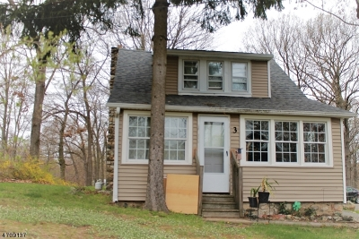 Mount Olive Twp. Single Family Home For Sale: 3 Birchwood Dr