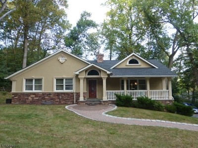 WATCHUNG Rental For Rent: 120 Lakeview Ave