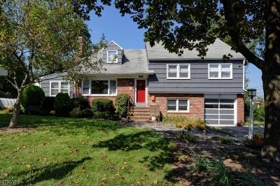 Madison Boro Single Family Home For Sale: 1 Cedar Ave