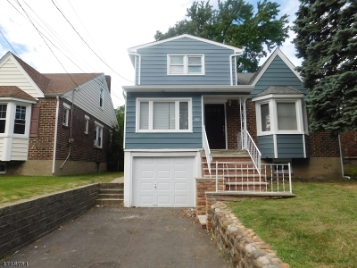 Union Twp. Single Family Home For Sale: 362 Salem Rd