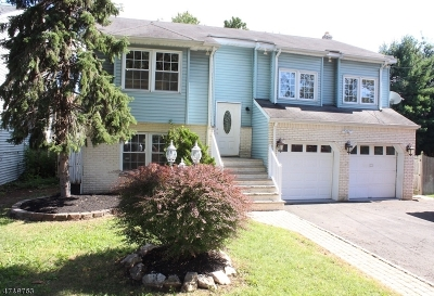 Scotch Plains Twp. Single Family Home Active Under Contract: 1548 Front St