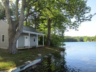 Sparta Twp. Single Family Home For Sale: 752 W Mountain Rd