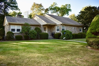 Wyckoff Twp. Single Family Home For Sale: 339 Monroe Ave