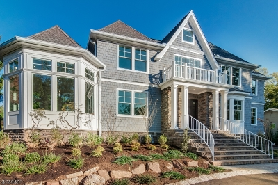 Millburn Twp. Single Family Home For Sale: 39 Far Brook Dr