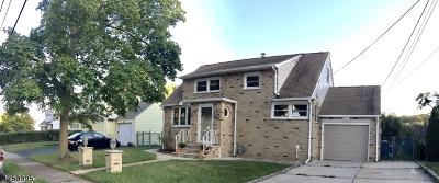 Union Twp. Single Family Home For Sale: 1512 Elaine Terrace