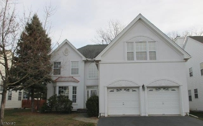 Bridgewater Twp. Single Family Home For Sale: 46 Walters Brook Dr