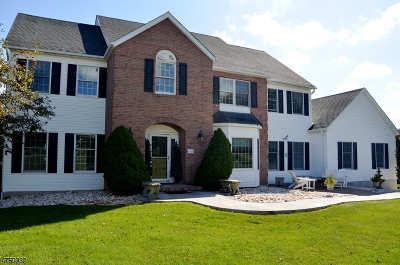 Sparta Twp. Single Family Home For Sale: 3 Richmond Hill Dr