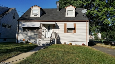 Linden City Single Family Home For Sale: 700 Lincoln St