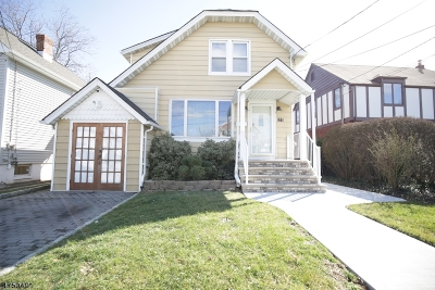 Woodbridge Twp. NJ Single Family Home For Sale: $299,900