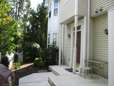 Morris Twp. Condo/Townhouse For Sale: 25 Wildflower Ln