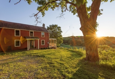 Sussex County Single Family Home For Sale: 29 Old Swartswood Rd