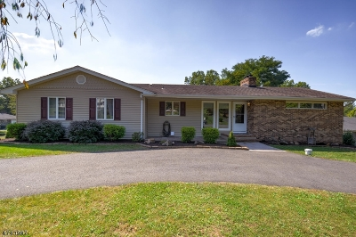 Bridgewater Twp. Single Family Home Active Under Contract: 32 Stella Dr