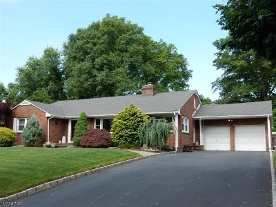 Clark Twp. NJ Single Family Home For Sale: $538,000