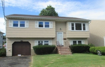 Union Twp. Single Family Home For Sale: 940 Potter Ave