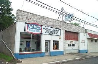 Union Twp. Commercial For Sale: 2240 Morris Ave #2240