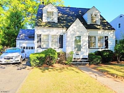 Union Twp. Single Family Home For Sale: 1229 Magnolia Pl