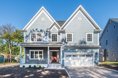 Scotch Plains Twp. Single Family Home For Sale: 1925 Evelyn St