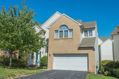 West Orange Twp. Condo/Townhouse For Sale: 1107 Smith Manor Blvd