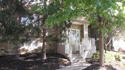 West Orange Twp. Condo/Townhouse For Sale: 268 Clarken Dr