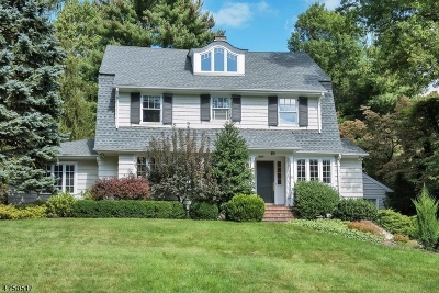 Summit Single Family Home For Sale: 22 Dogwood Dr