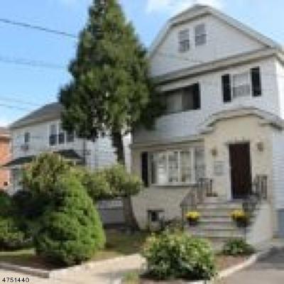Elizabeth City Multi Family Home For Sale: 842-844 Pennington St