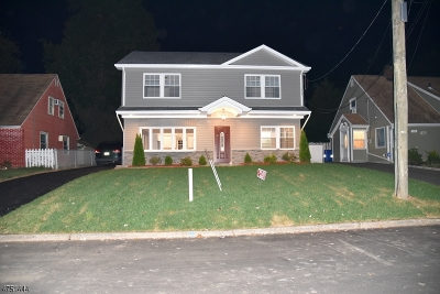 Rahway City Single Family Home For Sale: 1130 Plymouth Dr