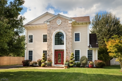 Chatham Twp. Single Family Home For Sale: 229 Longwood Ave