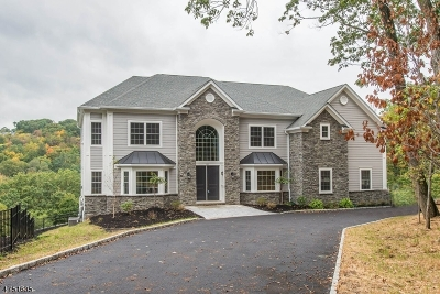 WATCHUNG Single Family Home For Sale: 183 Johnston Dr